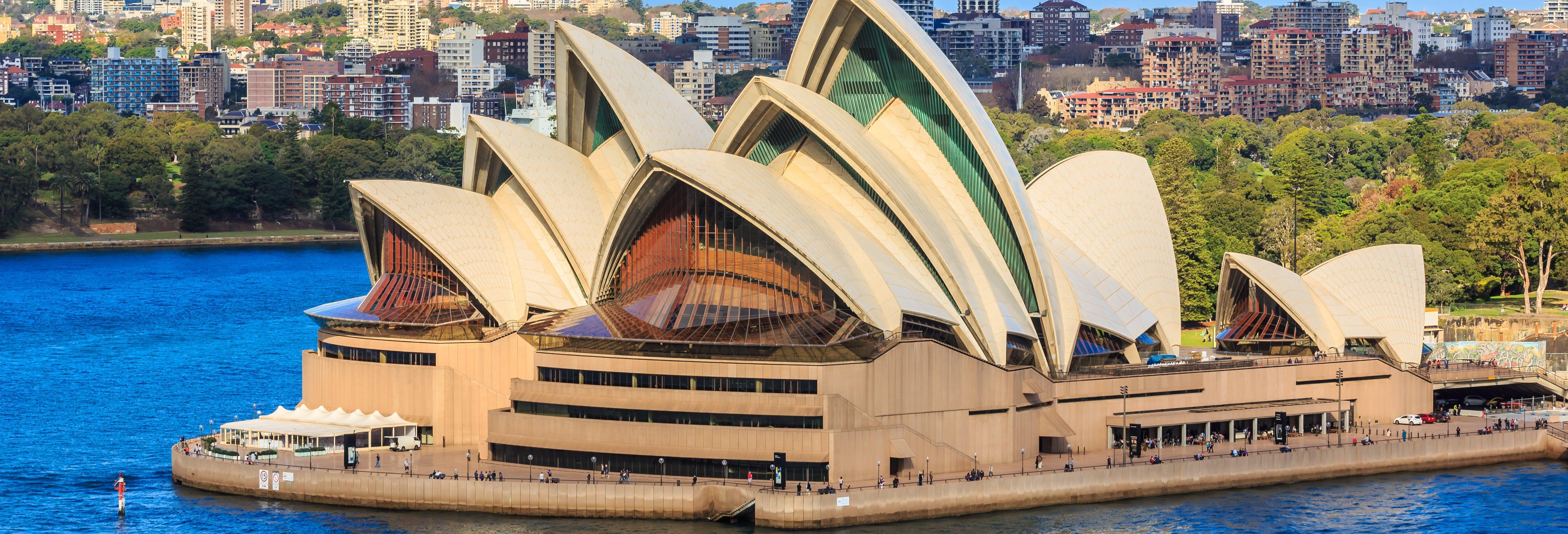 Visite guidée de Sydney