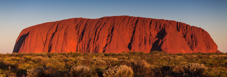 Escursione al Parco Nazionale Uluru-Kata Tjuta all'alba