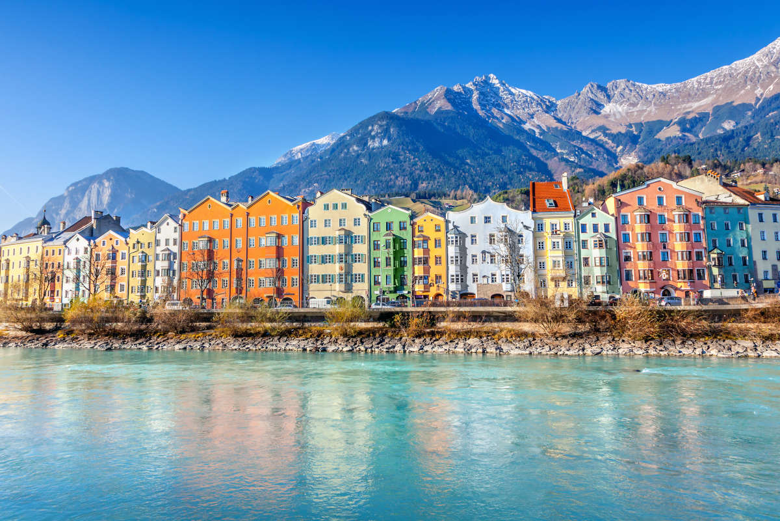 Kết quả hình ảnh cho Innsbruck
