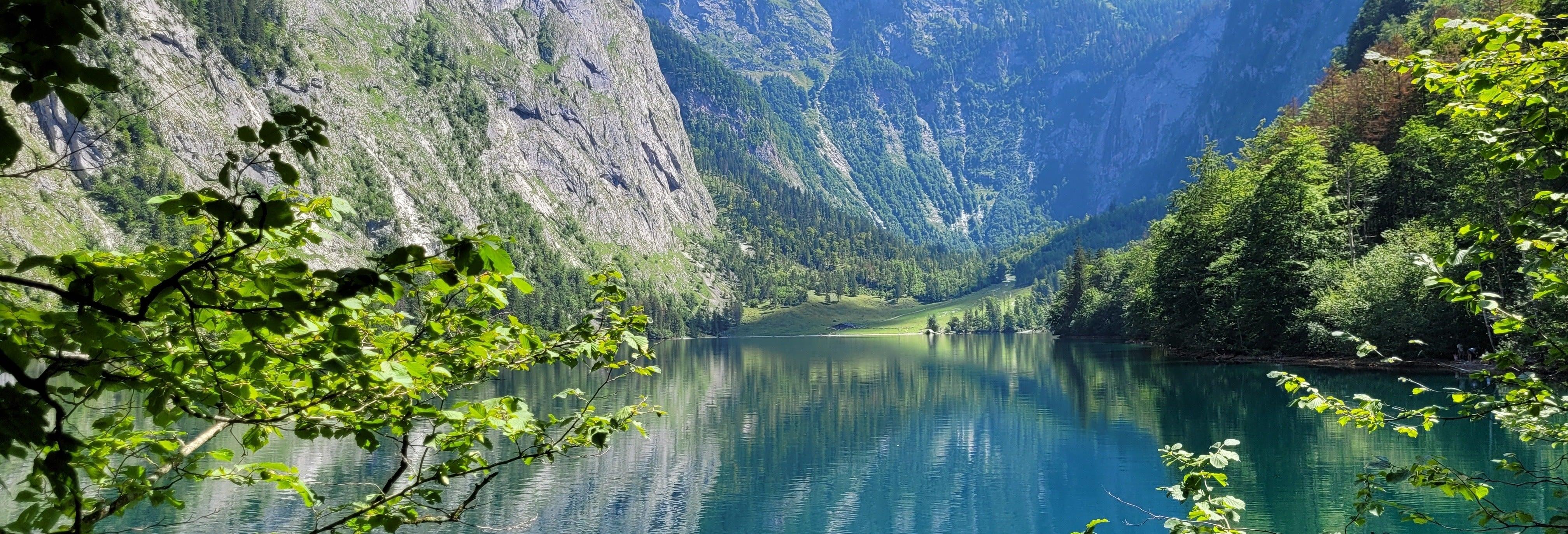 Escursione alle Alpi Bavaresi
