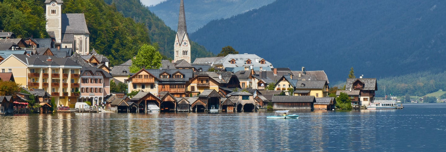 Excursion à Hallstatt