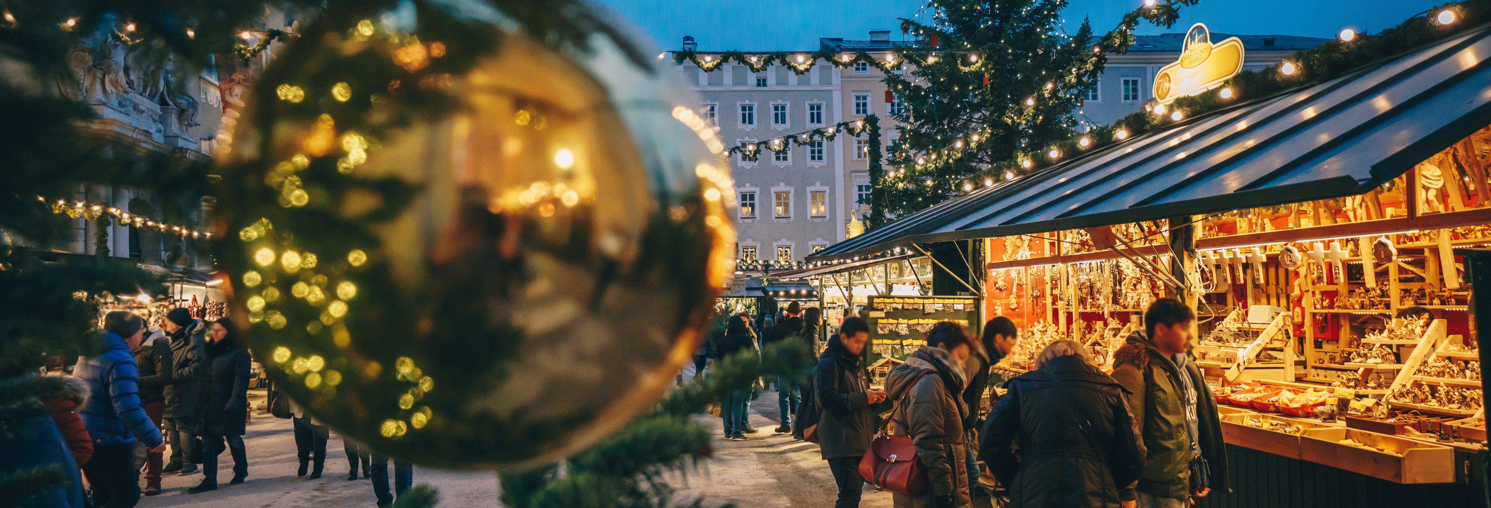 Excursión a los mercadillos de Navidad del lago Wolfgang