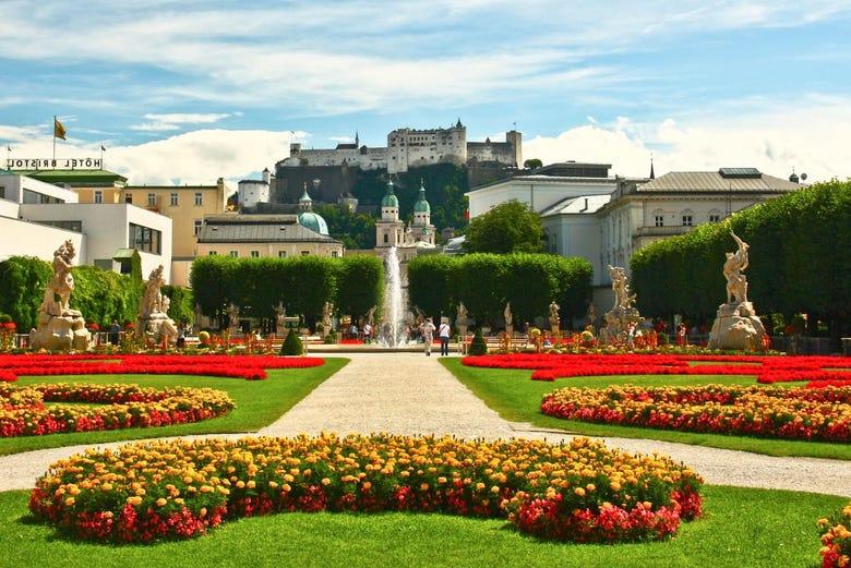 ,Tour por Salzburgo