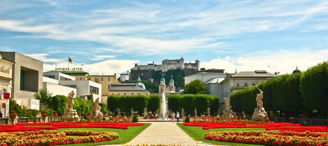 Tour de Mozart por Salzburgo