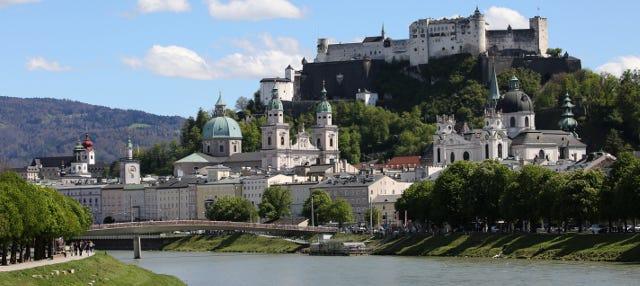 Tour panoramico + Salzburg Card