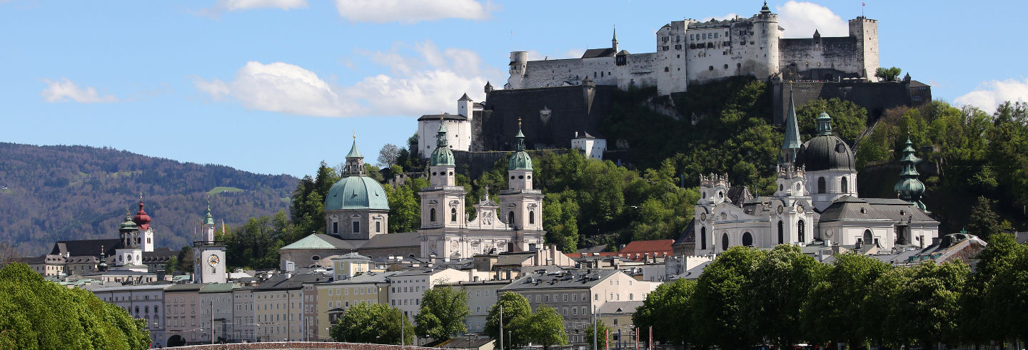 Tour panoramico + Salzburg Card