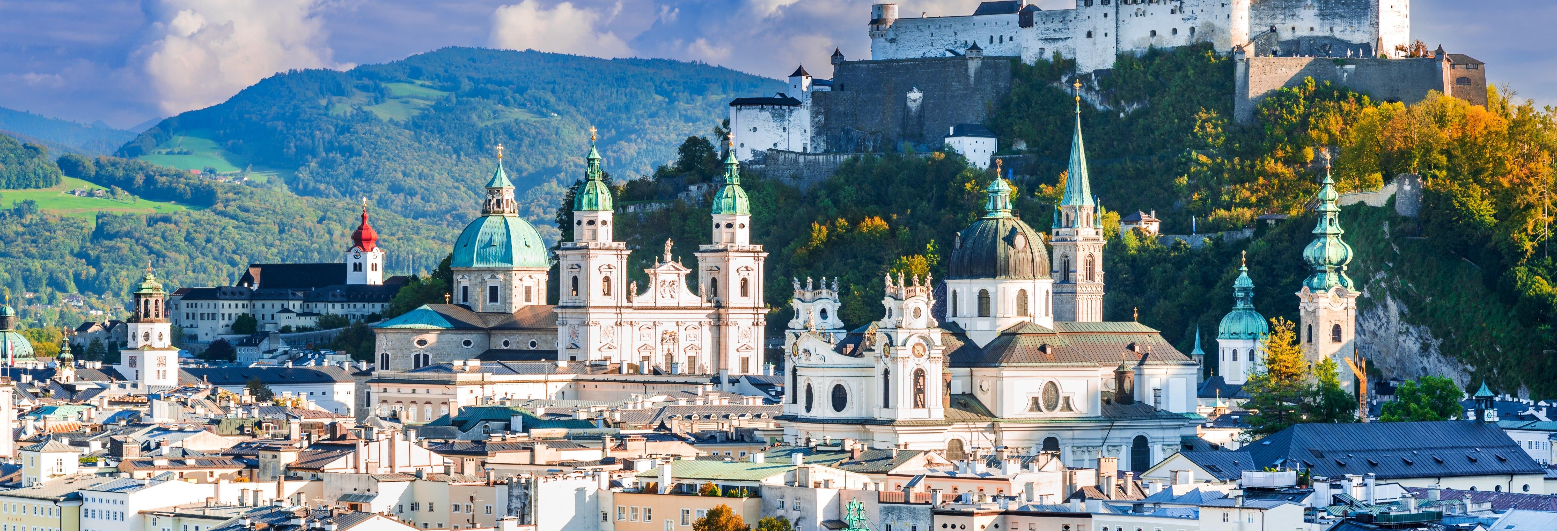 Tour privado por Salzburgo con guía en español
