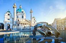 Autobus turistico di Vienna