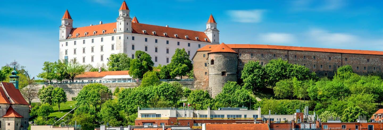 Escursione a Bratislava + Crociera sul Danubio