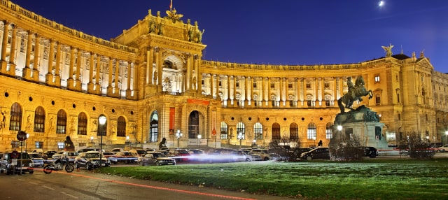 Free Tour of Vienna at Night