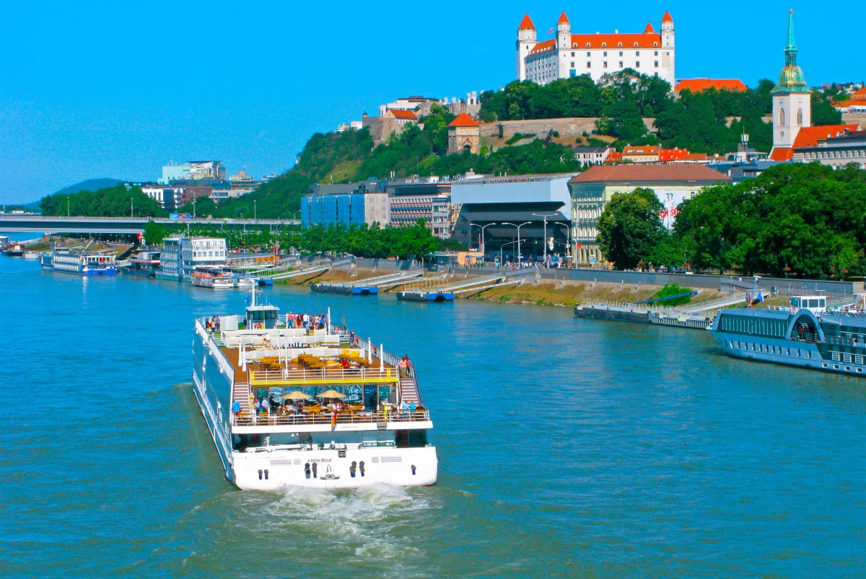 ,Excursión a Bratislava