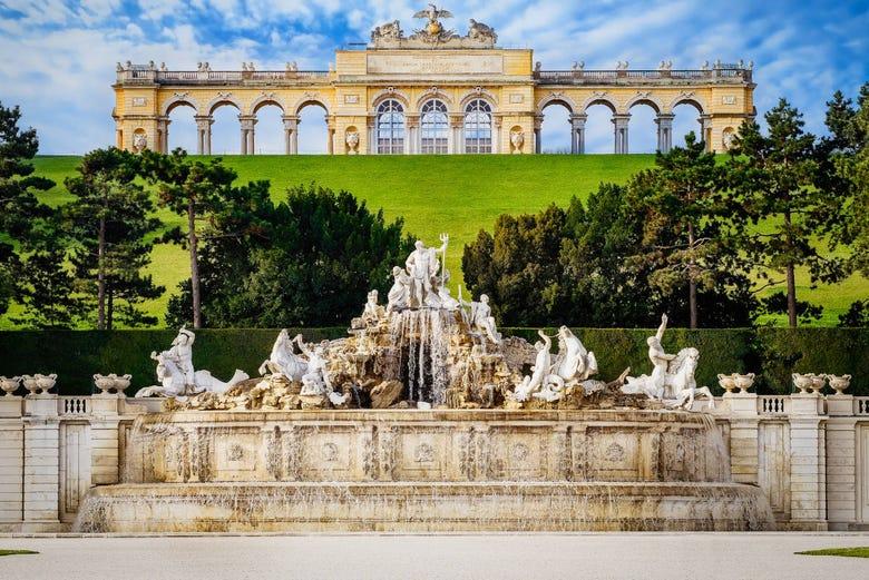 Tour Por El Palacio Schonbrunn Y La Cripta Imperial