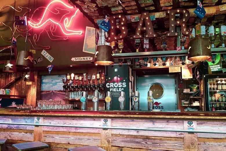Interieur D Un Bar pub crawl : tournée des bars à vienne !