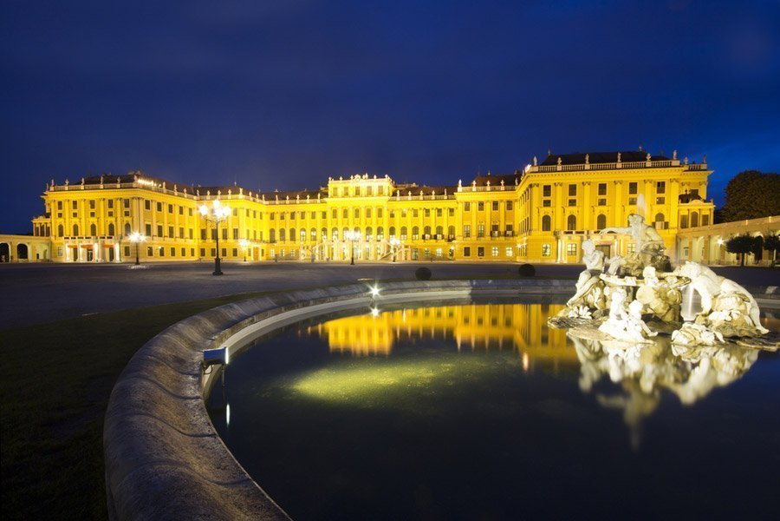 ,Palacio de Schönbrunn