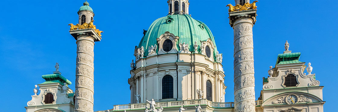Karlskirche Vienna