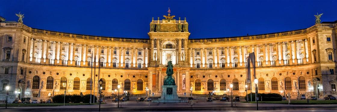 Palácio Hofburg de Viena