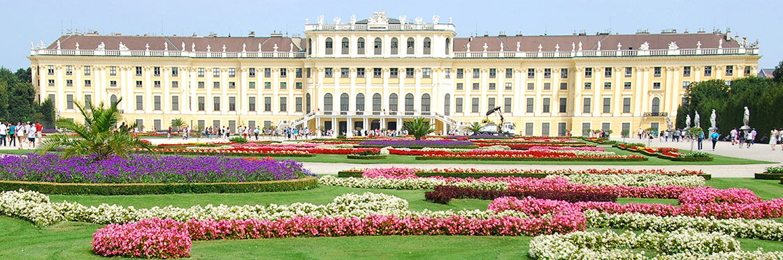 Palácio Schönbrunn de Viena