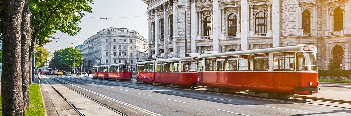 Trasporto a Vienna