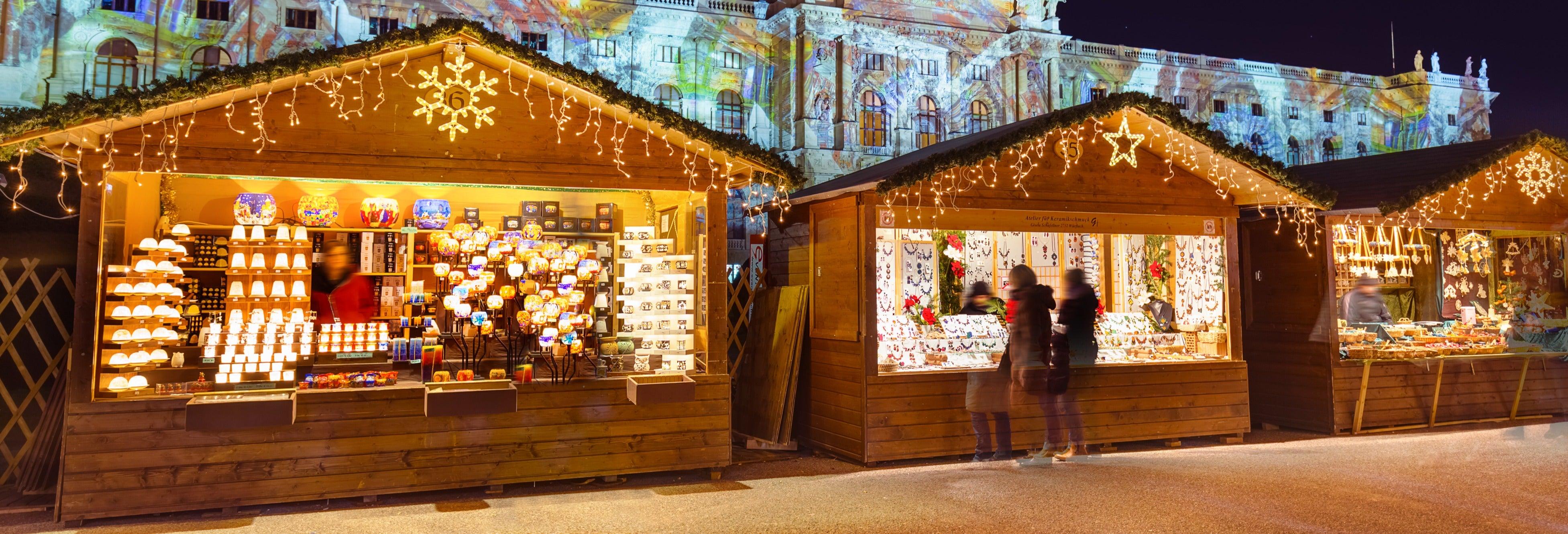 Visite des marchés de Noël