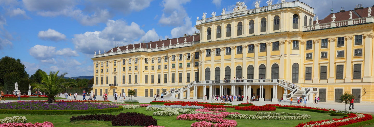 Tour of Vienna and the Schönbrunn Palace