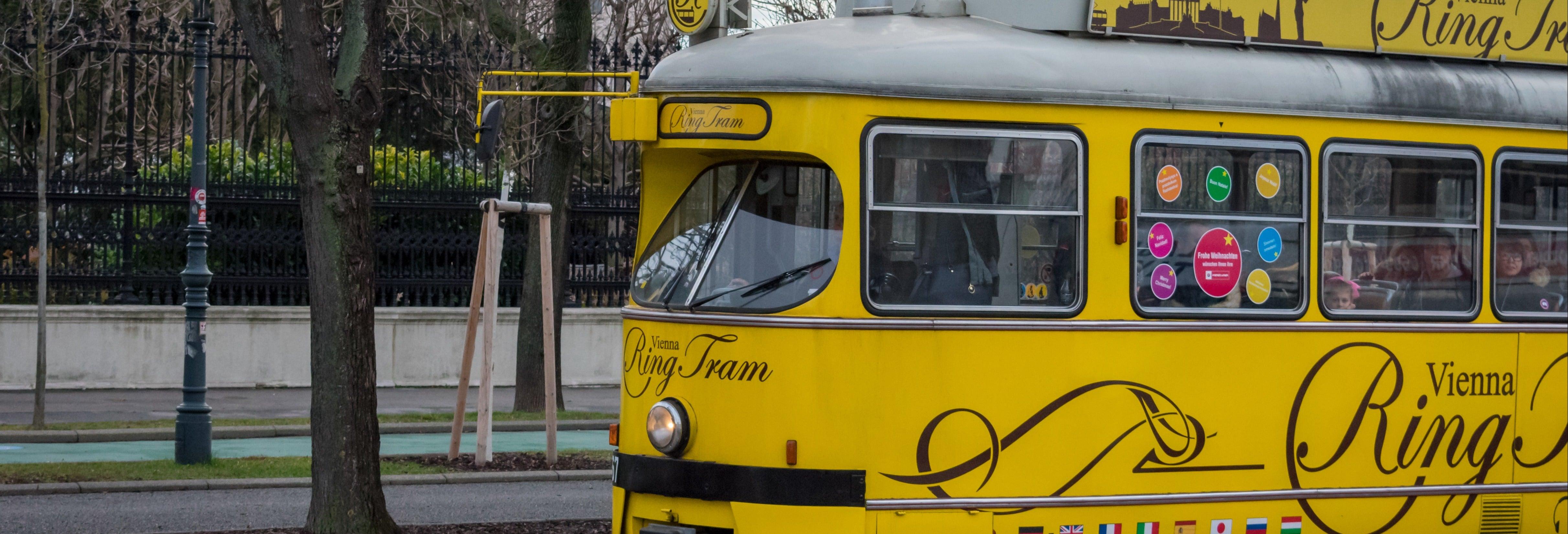 Tram turistico di Vienna