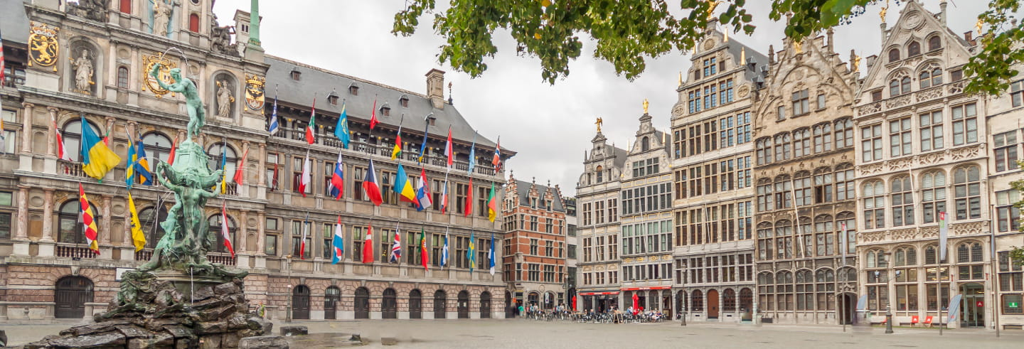 Antwerp Guided Tour