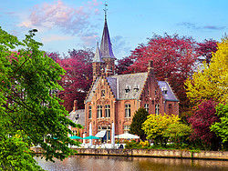 ,Brujas Tour,Bruges Choco story