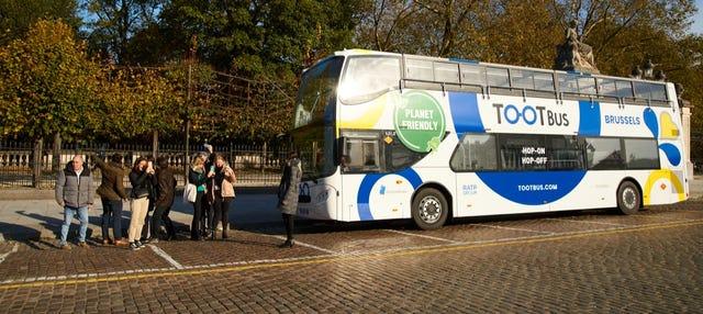 Autobús turístico de Bruselas