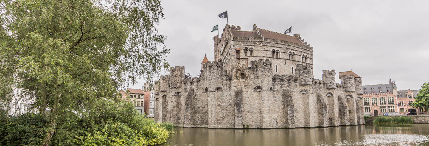 Day Trip to Antwerp and Ghent