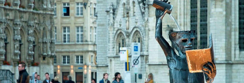Excursão a Leuven