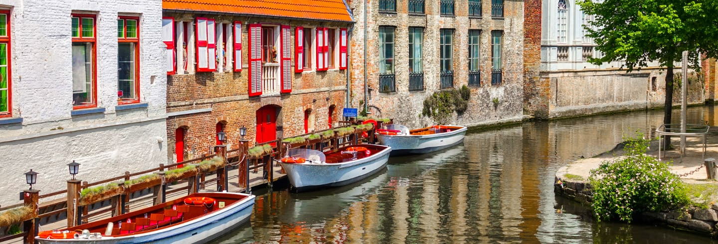 Private Tour: Ghent, Bruges, Antwerp