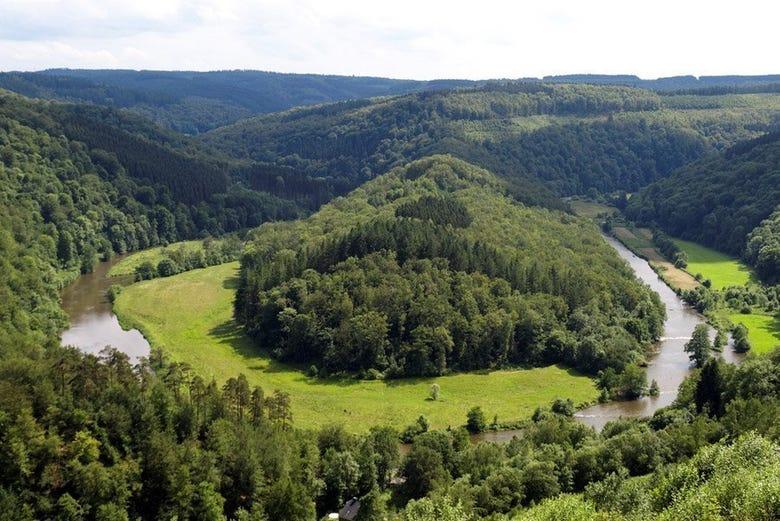 Resultado de imagen de las ardenas luxemburgo