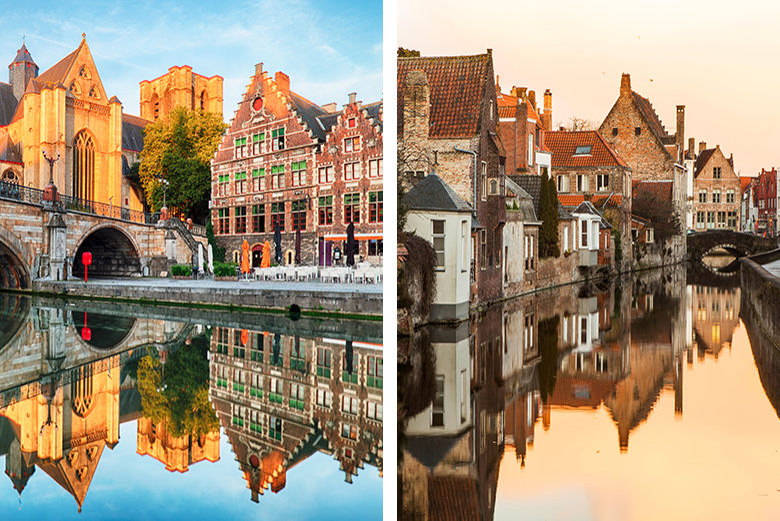 ,Excursión a Brujas,Excursión a Gante,Con Gante,Con Brujas