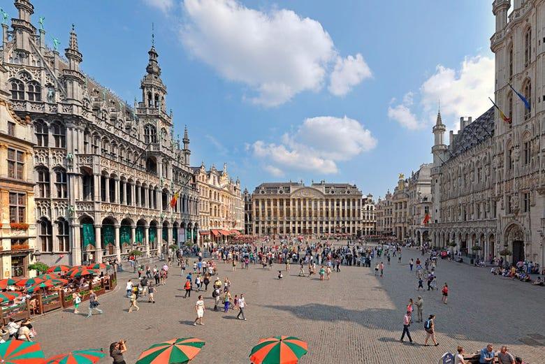 ,Tour por Bruselas,Free tour