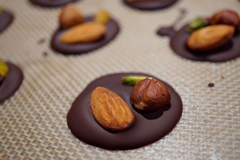 ,Bruselas y el Chocolate,Taller del chocolate