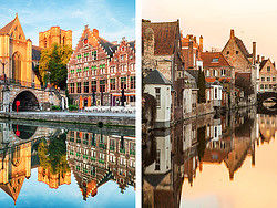 ,Con Gante,Con Brujas,Excursión a Brujas,Excursion to Bruges,Excursión a Gante,Excursion to Ghent
