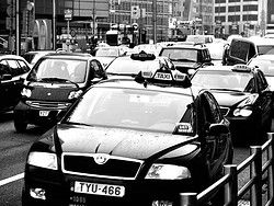 tipping taxi drivers in brussels