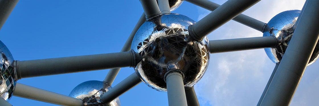 Atomium di Bruxelles