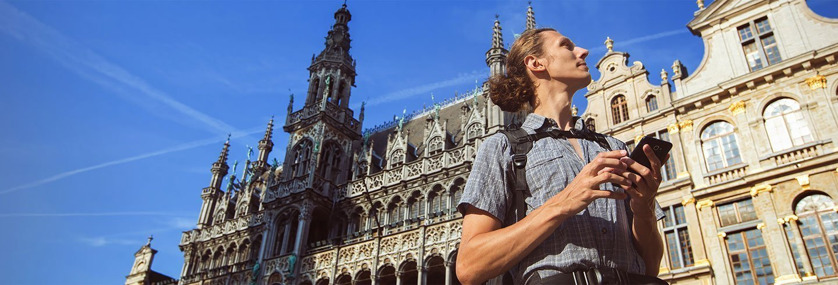 Free tour por el Barrio Europeo ¡Gratis!