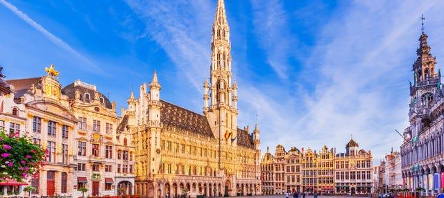 Tour de la cerveza belga