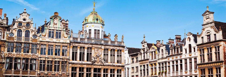 Tour alternativo de Bruxelas