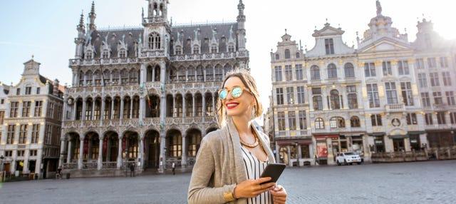 Free tour por Bruselas ¡Gratis!