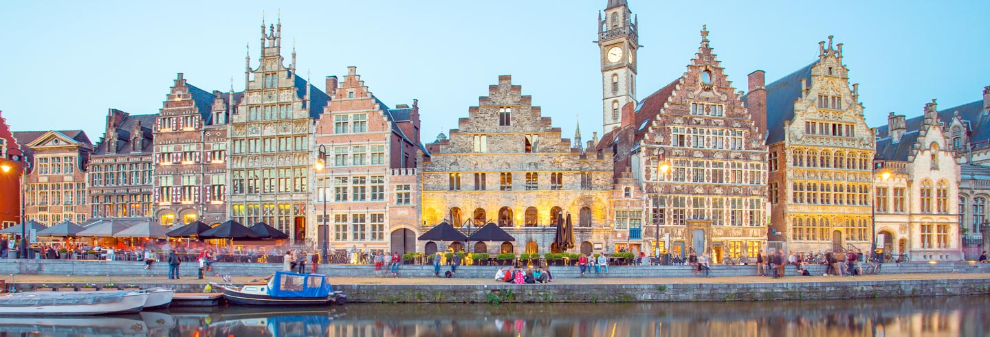 Free Walking Tour of Ghent