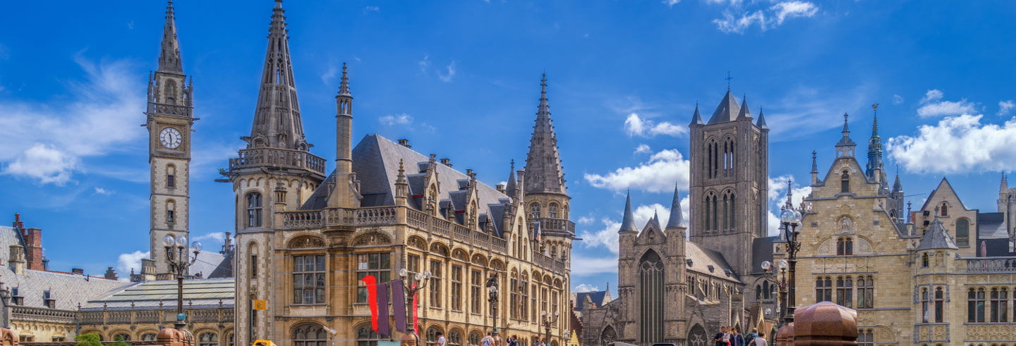 Ghent Sightseeing Private Tour