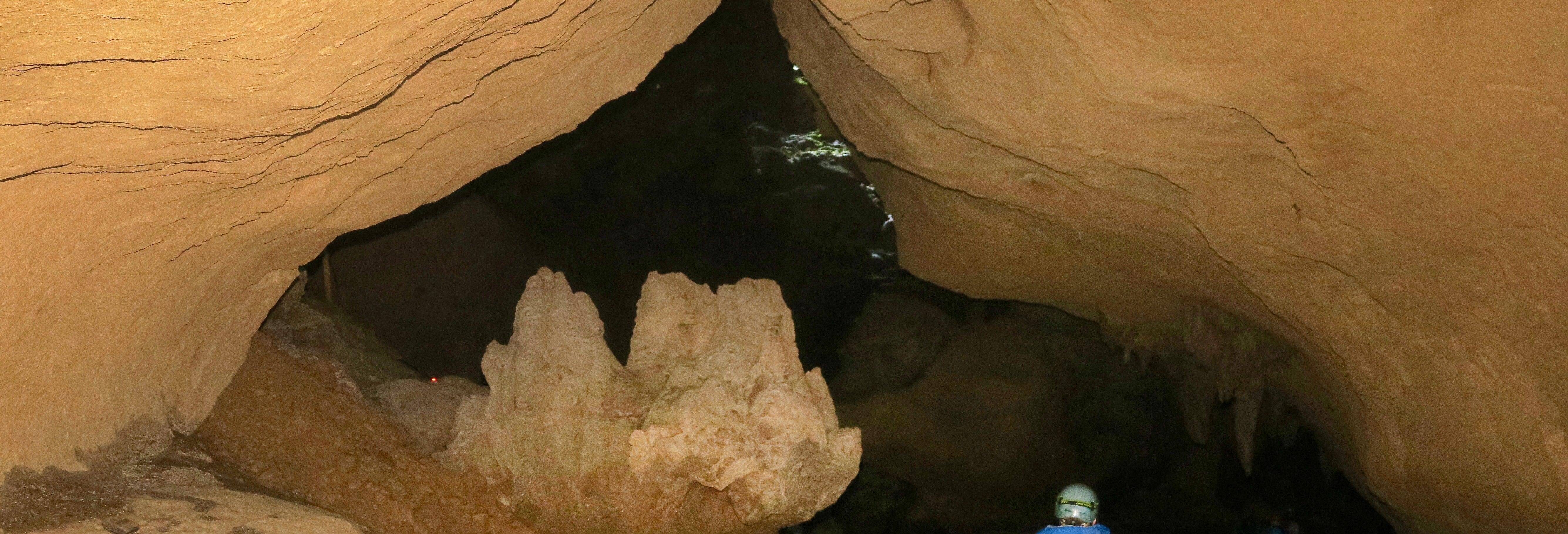 Tirolina y Cave Tubing en el Parque Jaguar Paw