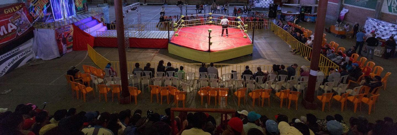 Fighting Cholitas Show