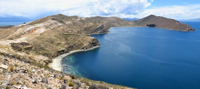 Lake Titicaca and La Luna Island Trip