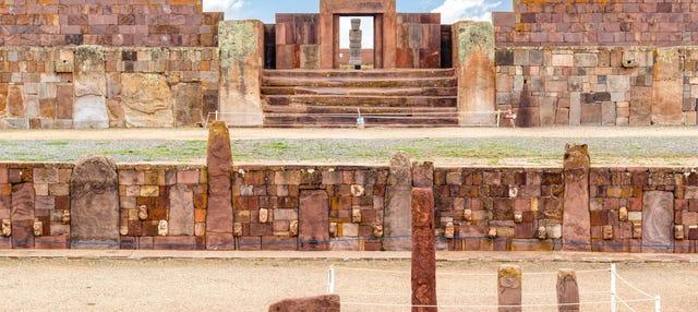 Tiwanaku Trip
