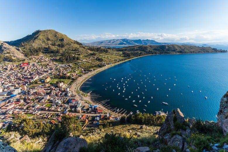 ,Excursión a Lago Titicaca