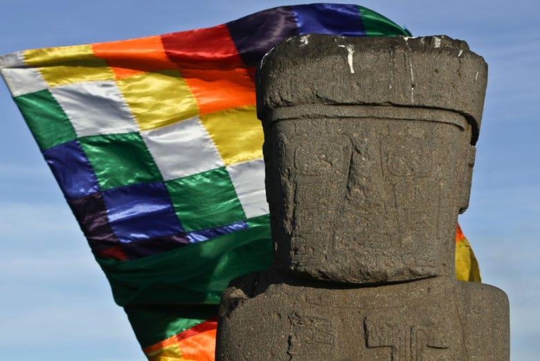 ,Excursión a Tiwanaku